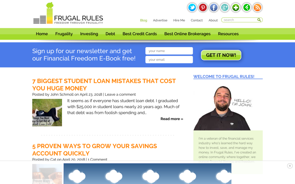 Top 1000+ Most Popular Personal Finance Blogs in 2019