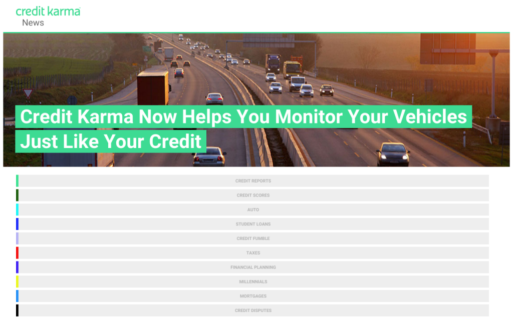 Credit Karma Blog - Credit Karma provides truly free credit scores to  consumers direct from the credit bureau. Your scores are retrieved securely  with no ...